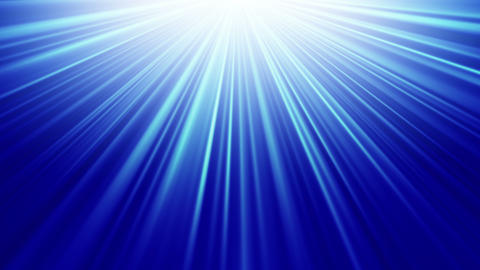 blue light rays seamless loop background 4k (4096x2304) Animation