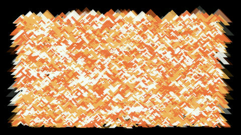 orange fragment paper... Stock Video Footage