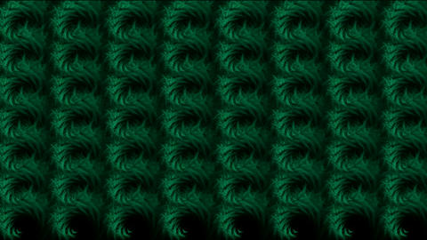abstratct rotation green pattern,used as background.neon... Stock Video Footage