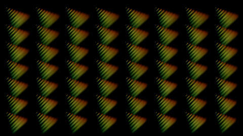 abstract color pattern... Stock Video Footage