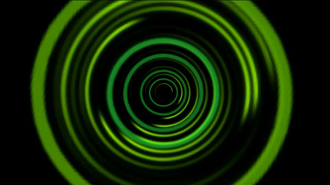 green rotation round,like as time tunnel.pupils,vision,focus,DV,DC,camera,camera,photography,idea,cr Animation