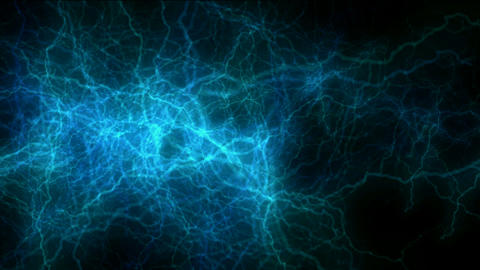 blue lightning,magnetic field.Negative oxygen ions,night,idea,particle,mind,Game,Led,neon lights,mod Animation