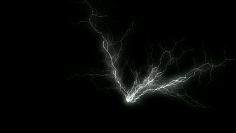 lightning.background,symbol,dream,vision,idea,creativity,... Stock Video Footage
