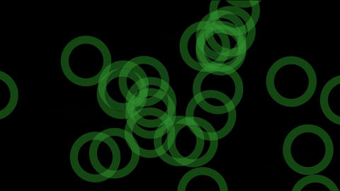abstract green round pattern slowly moving.vj,beautiful,art,decorative,mind,Bacteria,blister,underwa Animation