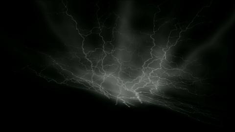 white lightning,energy,clouds,fog,art,paradise,Design,particle,beautiful,decorative,mind,technology Animation