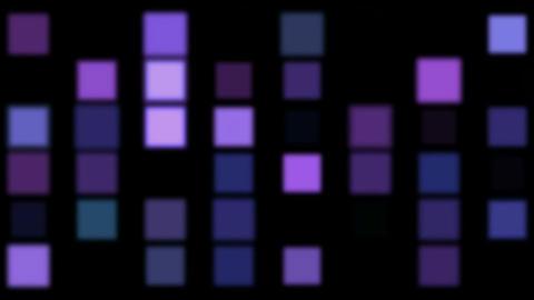 purple square matrix,disco light.Fireworks,art,decorative,mind,technology,science fiction,future,Gam Animation