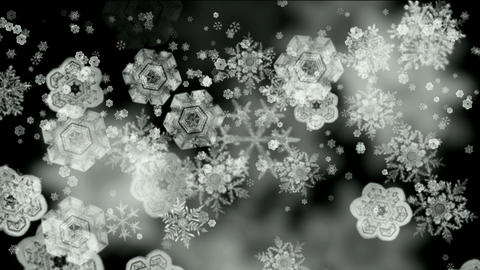 Snowflake falling,Santa Claus,gifts,dream,vision,idea,creativity,beautiful,art,change,Blizzard,avala Animation