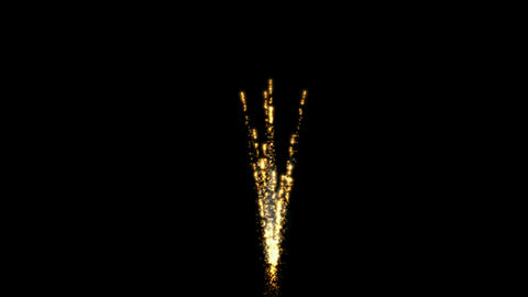 Firework streaks in the night sky.Christmas,celebrations,weddings,particle,Design,pattern,symbol,dre Animation
