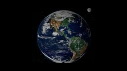 Mother Earth. Splinters Stock Video Footage
