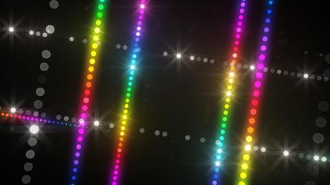 Neon LED Dot9