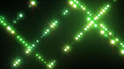 Neon LED Dot9 B4b HD Stock Video Footage