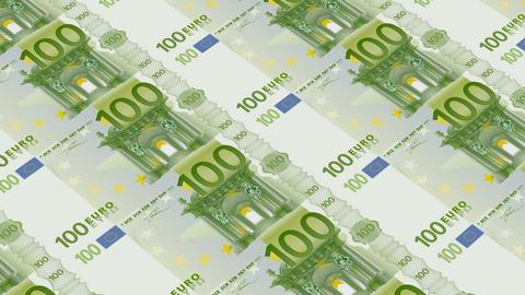 100 euro bills,Printing Money Animation Animation
