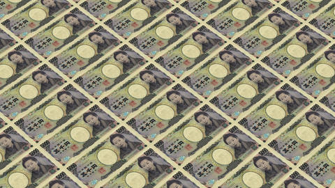 5000 japanese yen,Printing Money Animation Animation