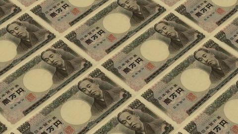 10000 japanese yen,Printing Money Animation Animation
