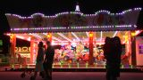 Carousel 01 E stock footage