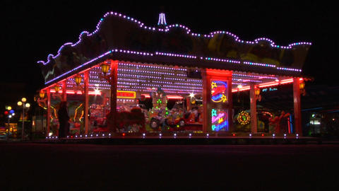 carousel 03 Stock Video Footage