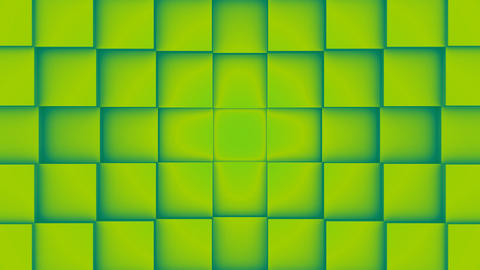 Cube Wave Zoom In 02 Png stock footage