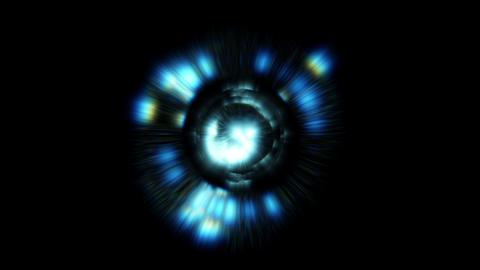 Fancy singularity abstract Animation