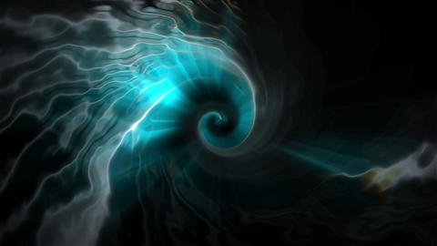 Spiral fancy material Animation