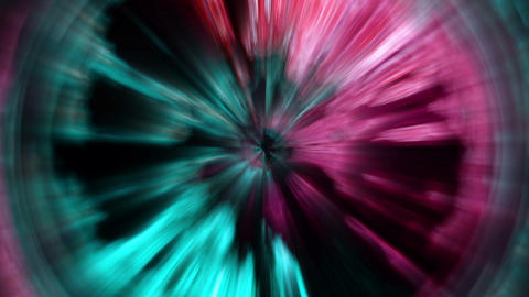 Bright magnified background Animation