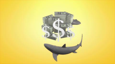 Loan shark concept animation Animation