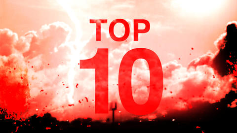 Top 10 (Horror) Animation
