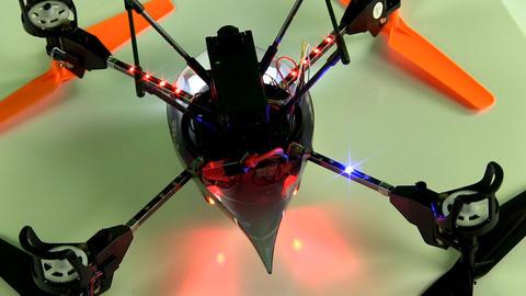 UAV radio binding Live Action