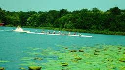 Kayak Crew And Coach Footage