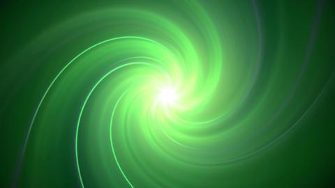 twirl green flare expose Animation