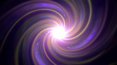 twirl of flare expose purple glow Animation