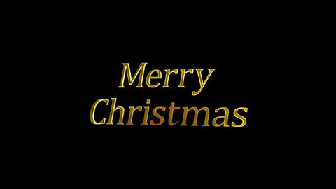 merry christmas 2 Animation