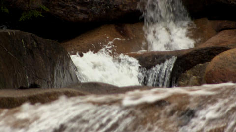 Cold Mountain Stream 13 Footage