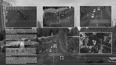 CCTV 1 stock footage