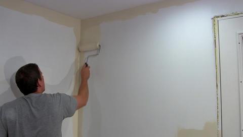 Male painter Live Action