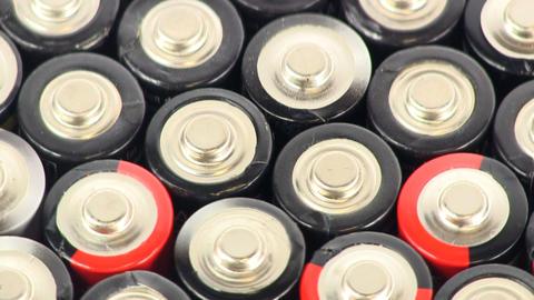 Batteries 8 Footage
