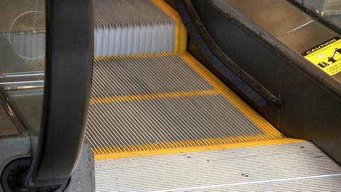 Escalator up Footage