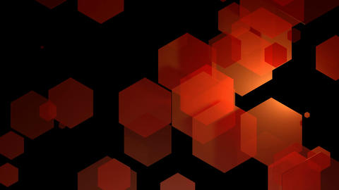 20 HD Abstract Random Hexagons #01 1