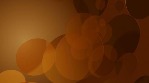 orange circle animation Animation