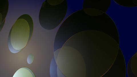 retro blue dot Animation