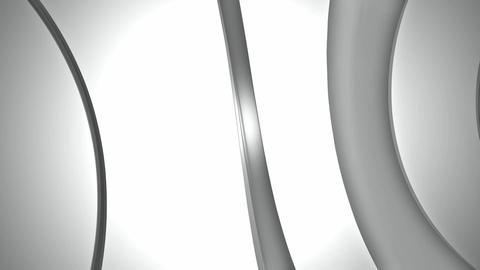 white spiral band Animation