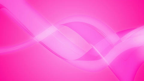 pink curvy tape Animation