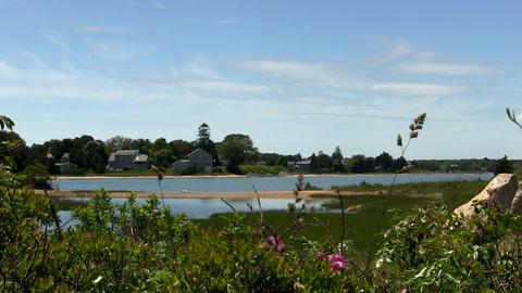 Prime Lagoon Real Estate stock footage