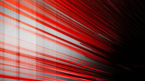 red lines slants Animation