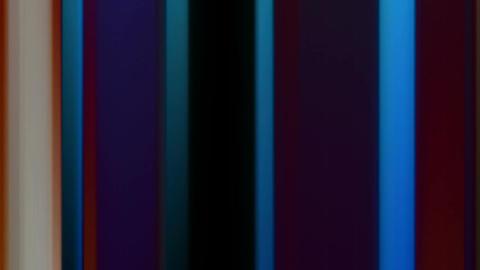 vertical color slide Animation