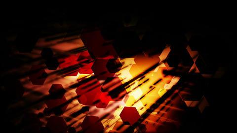 darkness hexa spot Animation