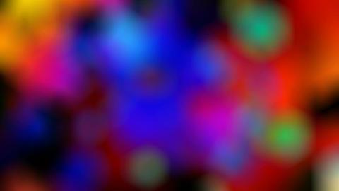 color blur bokeh Animation