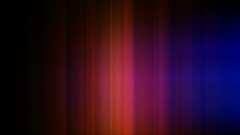 vertical color lights Animation