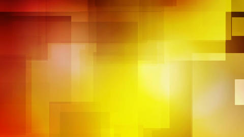 yellow square spotlights Animation
