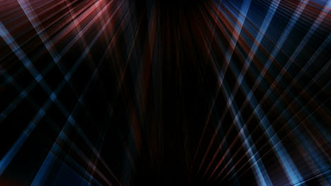 neon lights cross Animation