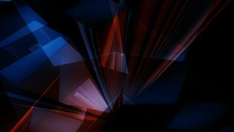 glossy lights box Animation